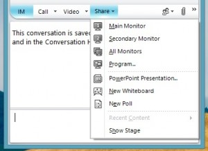 Lync for Office 365