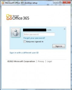 Setup Office 365 With Outlook